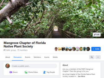 Mangrove Chapter Facebook Group