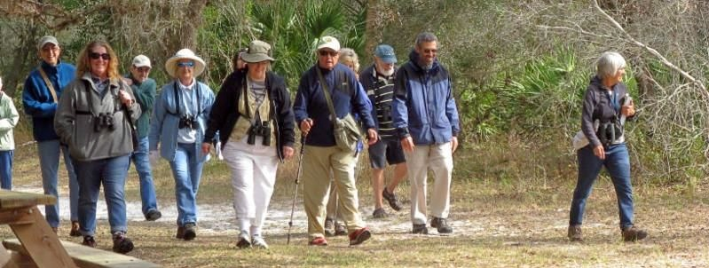 Mangrove Chapter Field Trip