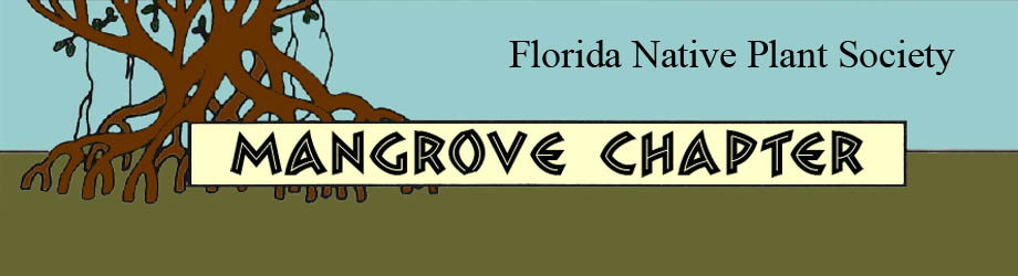 Mangrove Chapter, Florida Native Plant Society